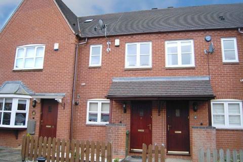 2 bedroom mews to rent - Calcutt Way, Dickens Heath