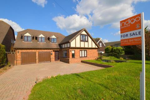 5 bedroom detached house for sale - Sundon Road, Streatley, Bedfordshire, LU3 3PL