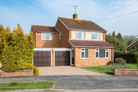 4 bedroom detached house for sale - Edgecombe Road, Aylesbury