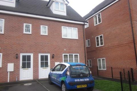 3 bedroom townhouse to rent - Westgate Street, St Anns