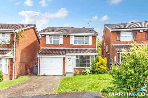 3 bedroom detached house for sale - Thurloe Crescent, Rubery, B45