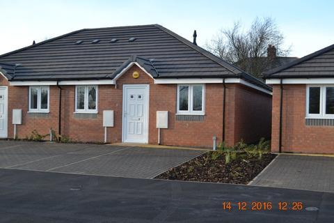 2 bedroom semi-detached bungalow to rent - Scholars Mews, Bilsthorpe