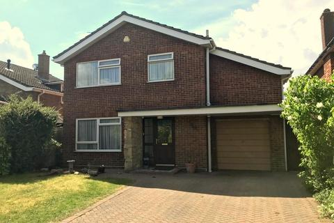 4 bedroom detached house for sale - Brecon Way, Bedford