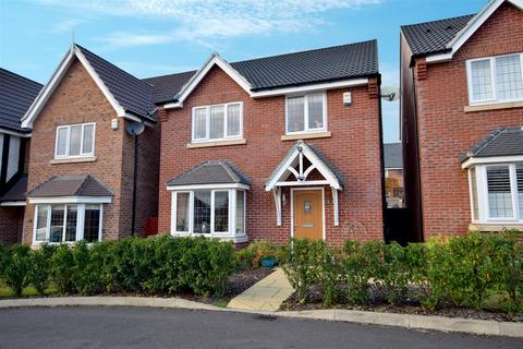 4 bedroom detached house for sale - Churchside Mews, Broadway, Derby