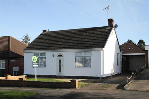 2 bedroom detached bungalow for sale - Tournament Road, Glenfield