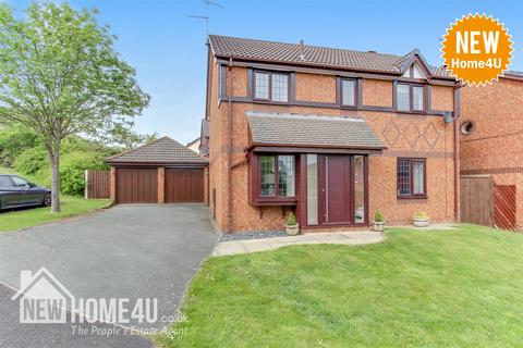 4 bedroom detached house for sale - Willow Drive, Flint