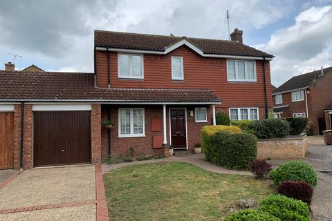 4 bedroom detached house for sale - Micawber Way, Newlands Spring, Chelmsford, CM1