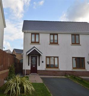 3 bedroom semi-detached house for sale - 32, Caer Wylan, Aberystwyth, Ceredigion, SY23