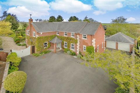 5 bedroom detached house for sale - The Green, Stonesby, Leicestershire
