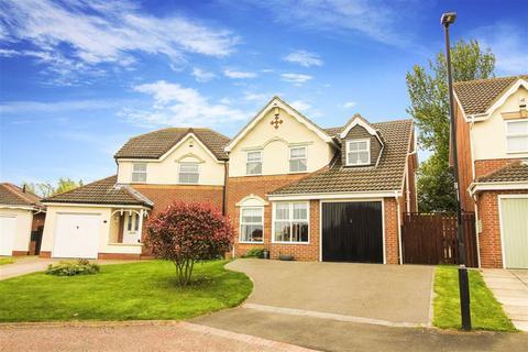 3 bedroom detached house for sale - Hauxley, Killingworth, Tyne And Wear