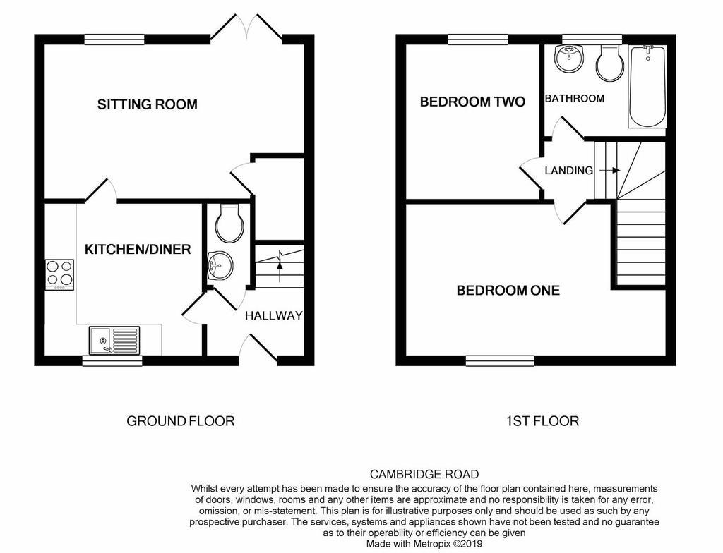 Floorplan: 64a Cambridge Road print.JPG