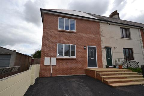 2 bedroom end of terrace house for sale - Cambridge Road, Dorchester