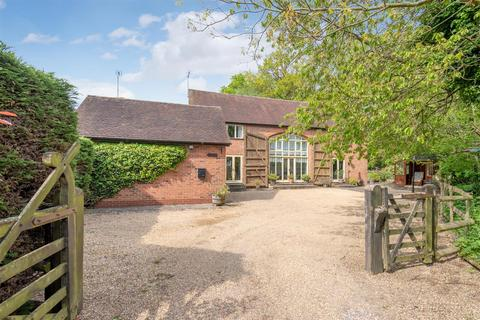 3 bedroom barn conversion for sale - Warwick Road, Knowle, Solihull