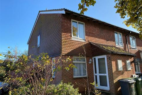 2 bedroom end of terrace house for sale - Monkswood Crescent, Tadley