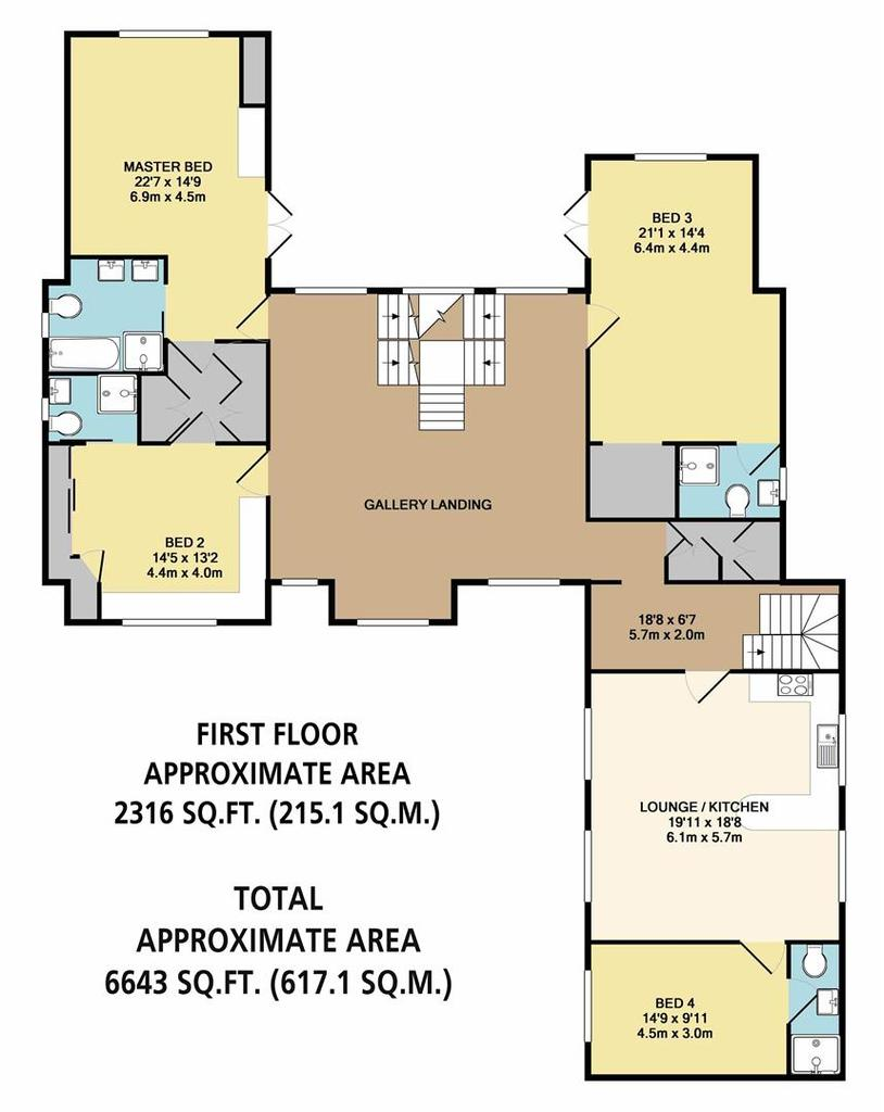Floorplan 3 of 4: First Floor