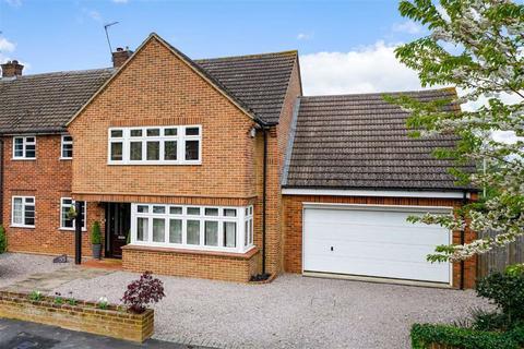 5 bedroom semi-detached house for sale - Lyndhurst Drive, Harpenden, Hertfordshire