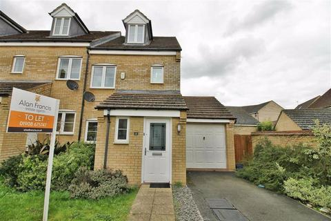 3 bedroom terraced house to rent - Oberon Way, Oxley Park, Milton Keynes, MK4