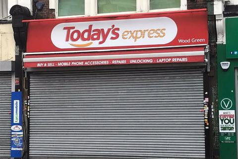 Shop to rent - Cheapside High Road, Wood Green