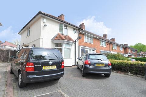 3 bedroom end of terrace house for sale - Greenoak Crescent, Stirchley, Birmingham, B30