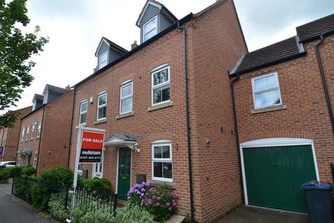 4 bedroom townhouse for sale - Ratcliffe Avenue, Kings Norton , Birmingham, B30
