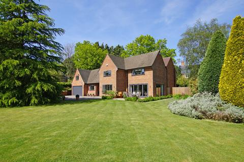 5 bedroom detached house for sale - Fiery Hill Road, Barnt Green, B45 8JX
