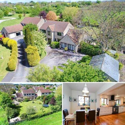 4 bedroom detached house for sale - Manor Park, Keinton Mandeville
