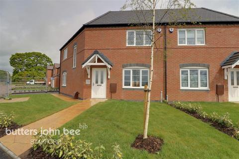 3 bedroom semi-detached house - Wootton Drive, Creswell Croft, Stafford