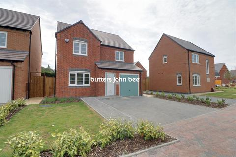 4 bedroom detached house for sale - Wootton Drive, Creswell Croft, Stafford