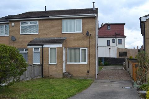 2 bedroom semi-detached house for sale - Moffat Close, Wibsey