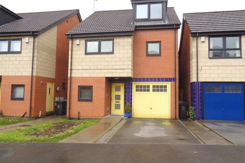 3 bedroom detached house for sale - 41 Abbey Way