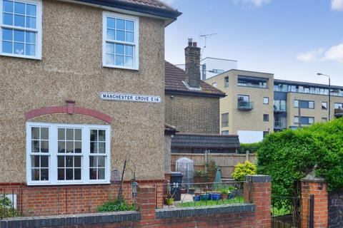 2 bedroom end of terrace house for sale - Manchester Grove, Canary Wharf E14