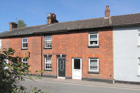 2 bedroom terraced house for sale - Station Road, Overton