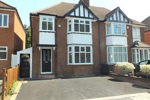 3 bedroom semi-detached house to rent - Barton Lodge Road, Hall Green