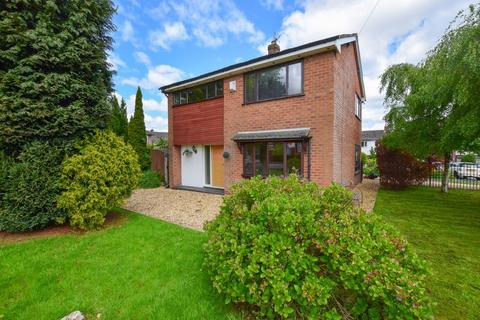 3 bedroom detached house for sale - Elm Tree Road, Lymm