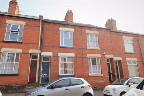 2 bedroom terraced house to rent - Howard Road, Clarendon Park, Leicester