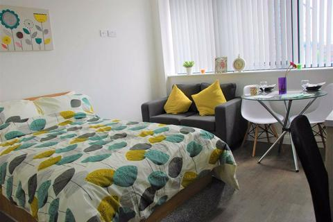 Studio to rent - Charles Street, Manchester