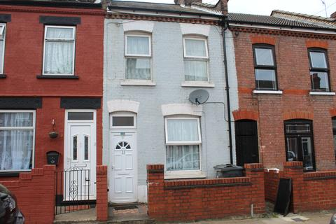 2 bedroom end of terrace house for sale - Shirley Road, Luton LU1