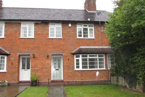 3 bedroom terraced house to rent - Warwick Road, Knowle, B93 9LU