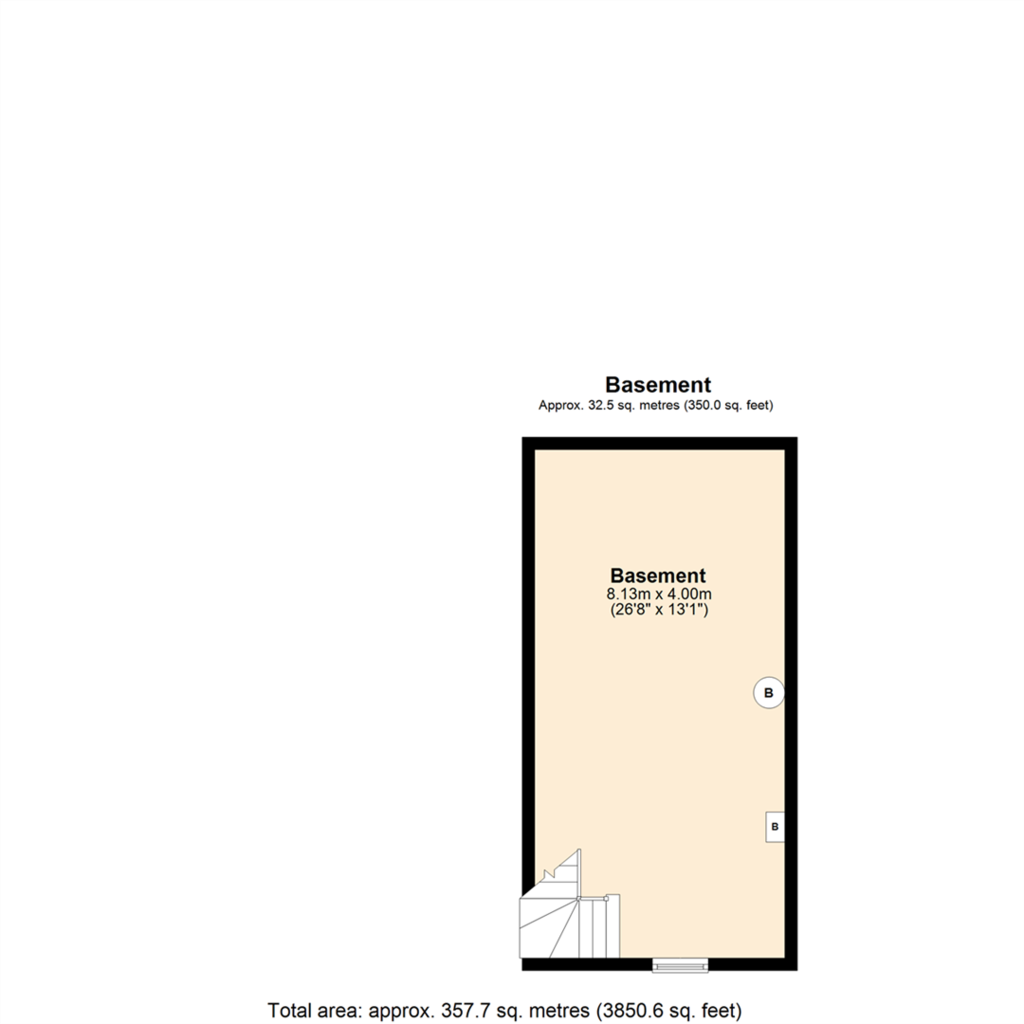 Floorplan 4 of 4: Basement