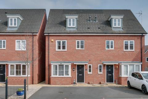 4 bedroom townhouse for sale - Fairey Street, Cofton Hackett, Birmingham, B45 8GU