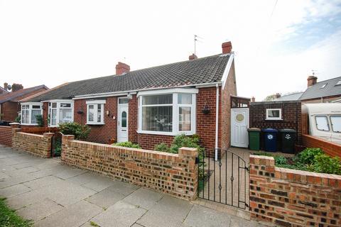 2 bedroom semi-detached bungalow for sale - Princes Road, Saltburn TS12