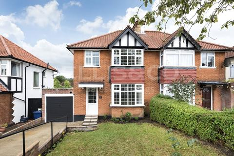 3 bedroom semi-detached house for sale - Ellesmere Avenue, Mill Hill, London, NW7