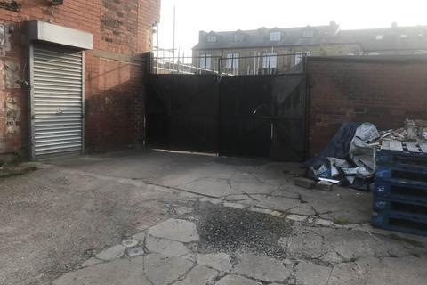 Land to rent - yard behind, cobcroft road, fartown, huddersfield HD2