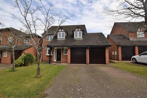 4 bedroom detached house for sale - Woodstock Crescent, Dorridge, Solihull, B93 8DA