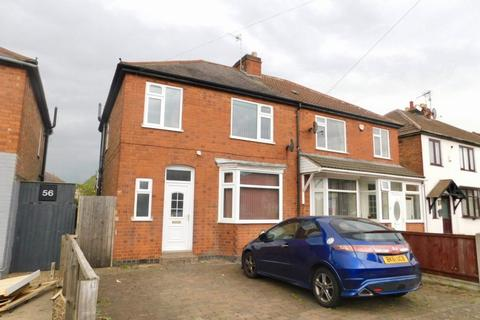 3 bedroom semi-detached house to rent - Collingham Road, Leicester LE3 2BA