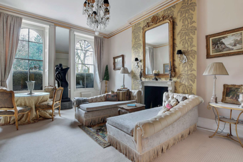 1 bedroom ground floor flat for sale - Eaton Square, London. SW1W