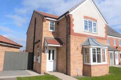 3 bedroom detached house for sale - Kirkharle Crescent, Ashington - Three Bedroom Detached House