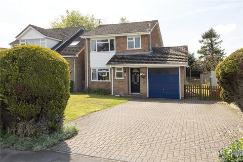 3 bedroom detached house for sale - Webbs Way, Burbage, Marlborough, Wiltshire, SN8