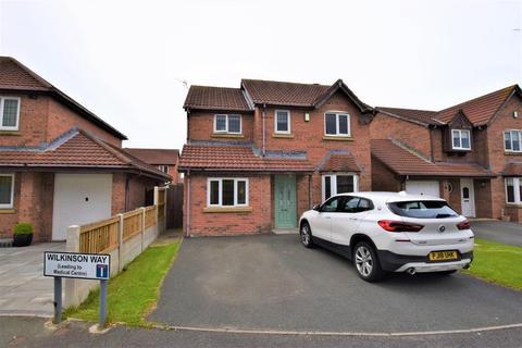3 bedroom detached house for sale - Wilkinson Way, Preesall, Poulton -Le-Fylde, Lancashire, FY6 0FA