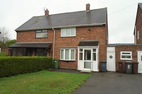 2 bedroom semi-detached house to rent - Griffiths Drive, Wednesfield WV11
